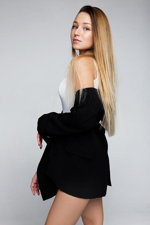 Girl, Model, Beautiful, Legs, Hair, Long, Fashion