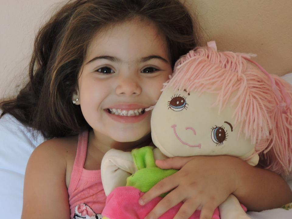 Girl, Doll, Princess, Child