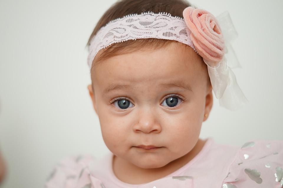 Baby, Child's Face, Girl, Face, Child
