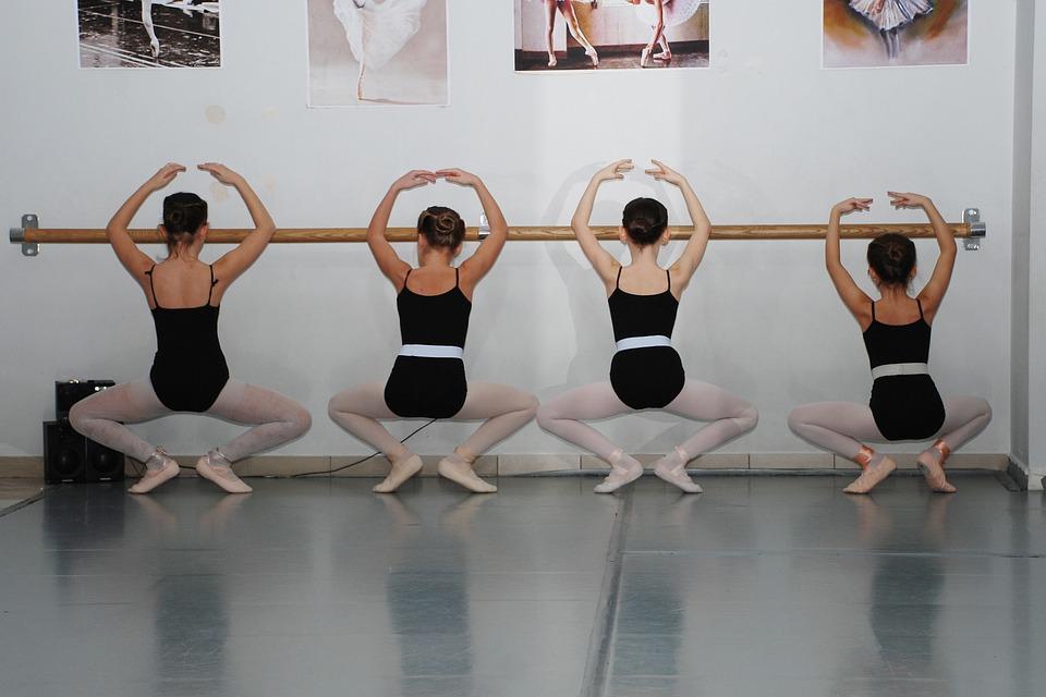 Ballet, Ballerina, Class, Dance, Dancer, Elegance, Girl