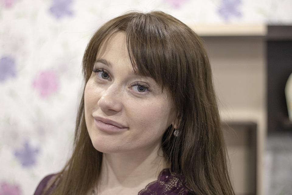 Petropavlovsk, Girl, Sweet, Young, Portrait, Face
