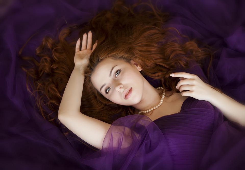 Woman, Portrait, Fashion, Lovely, Girl, Hair, Model