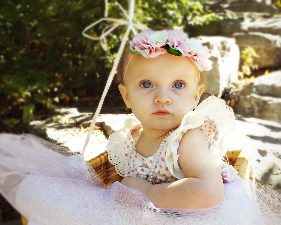 Baby, Pink, Girl, Flowers, Pretty, Birthday