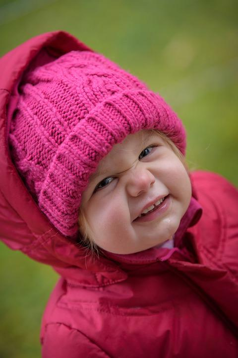Girl, Child, Laugh, Happy, Face, Smile