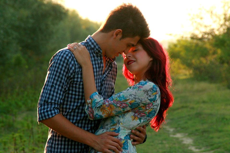 Boy, Girl, Love, Pair, Hug, Kiss, Beautiful