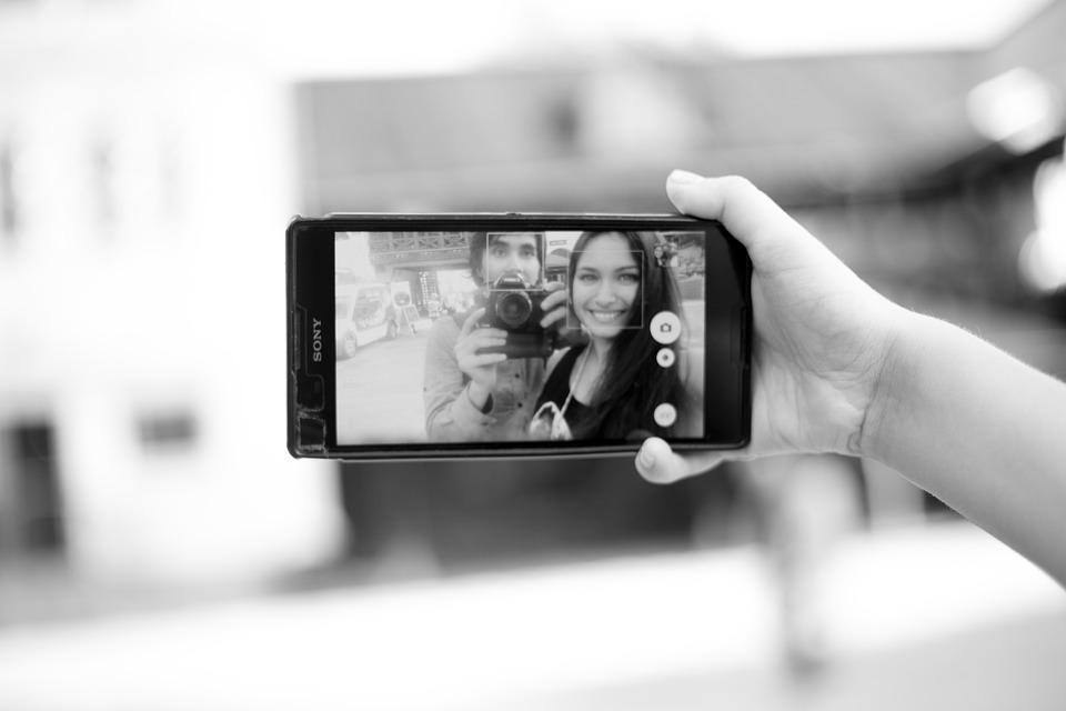 Self, Ideas, How To Make Beautiful Selfi, Smarfon, Girl