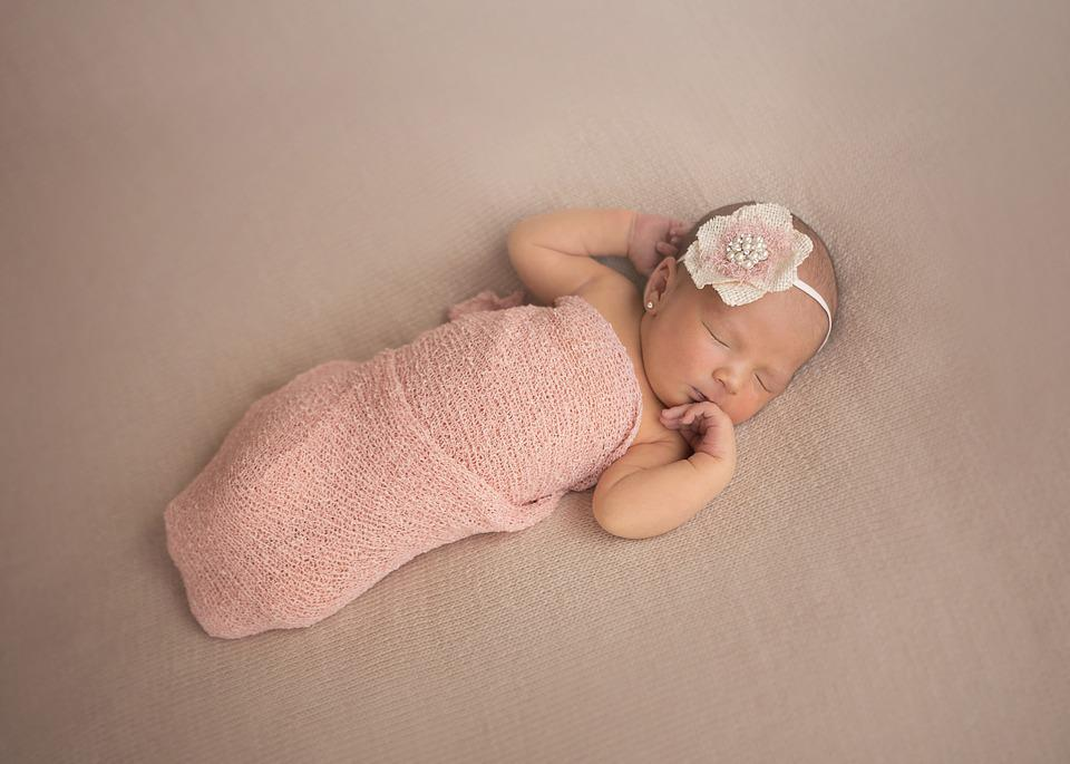 54d7ba59178b Free photo Girl Newborn Sleeping Baby Portrait - Max Pixel