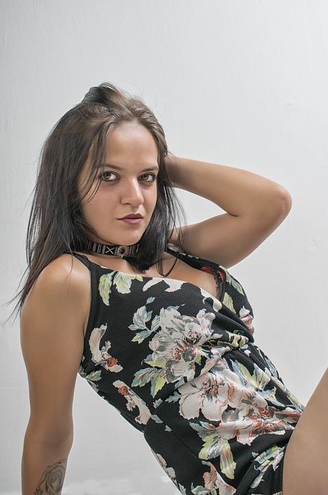 Model, Woman, Eyes, Sensual, Girl, Fashion, Portrait