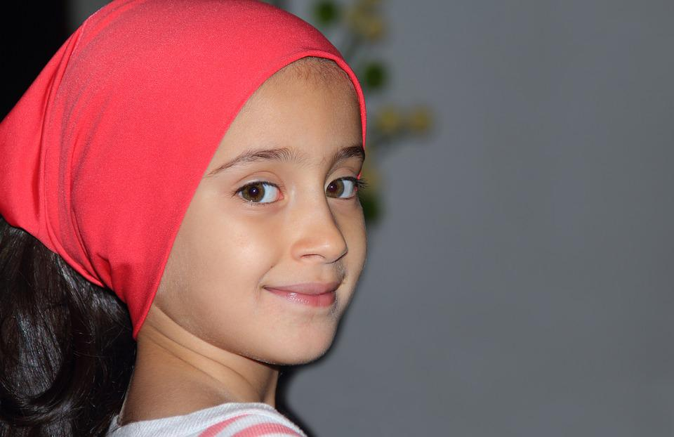 Girl, Face, Cute, Kid, Portrait, Small