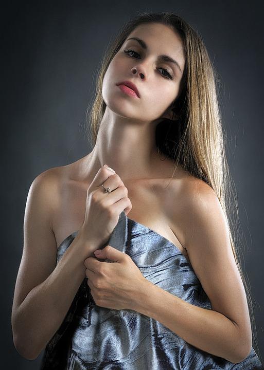 Girl, Beauty, Woman, Portrait, Face, Posing, Young