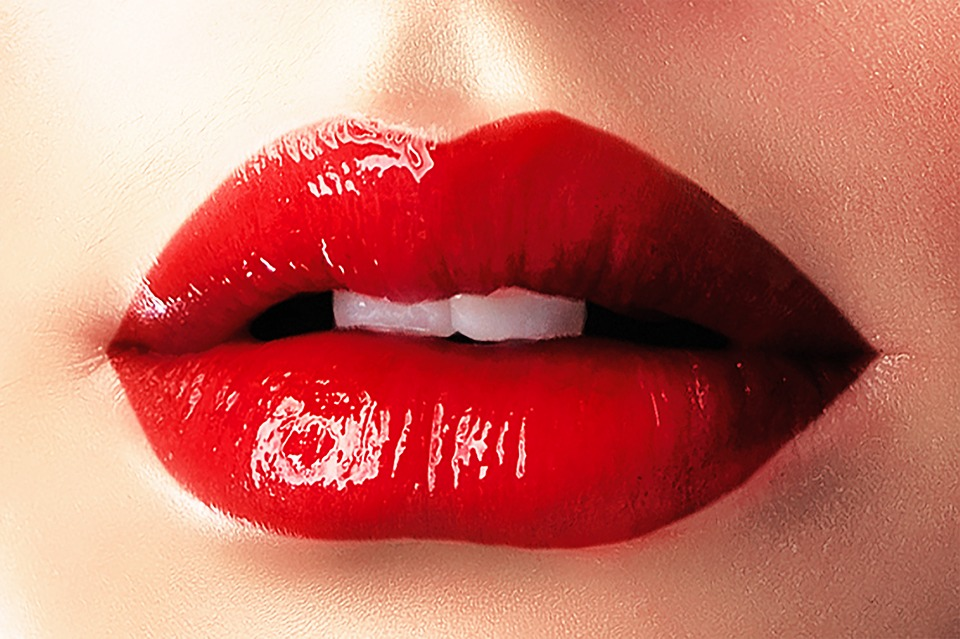 Lips, Red, Rouge, Mouth, Woman, Lipstick, Girl
