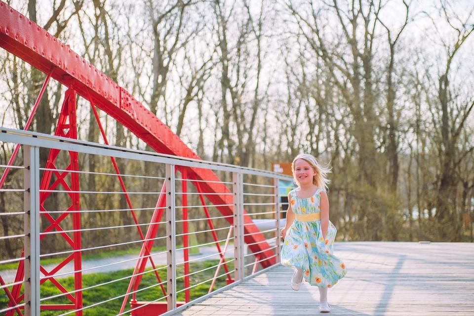 Girl, Run, Fun, Happy, People, Running, Lifestyle