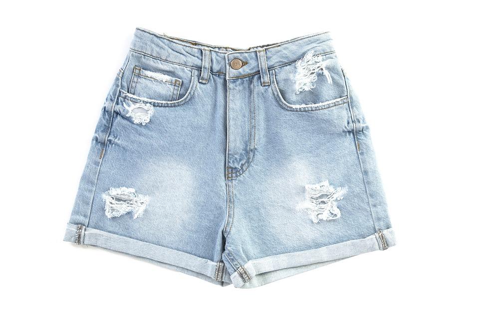 Shorts, Woman, Girl, Sexy, Short, Summer, Holiday