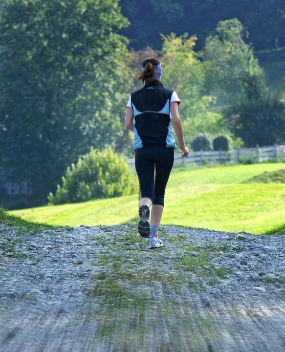 free photo girl sport woman training leisure jog run max pixel