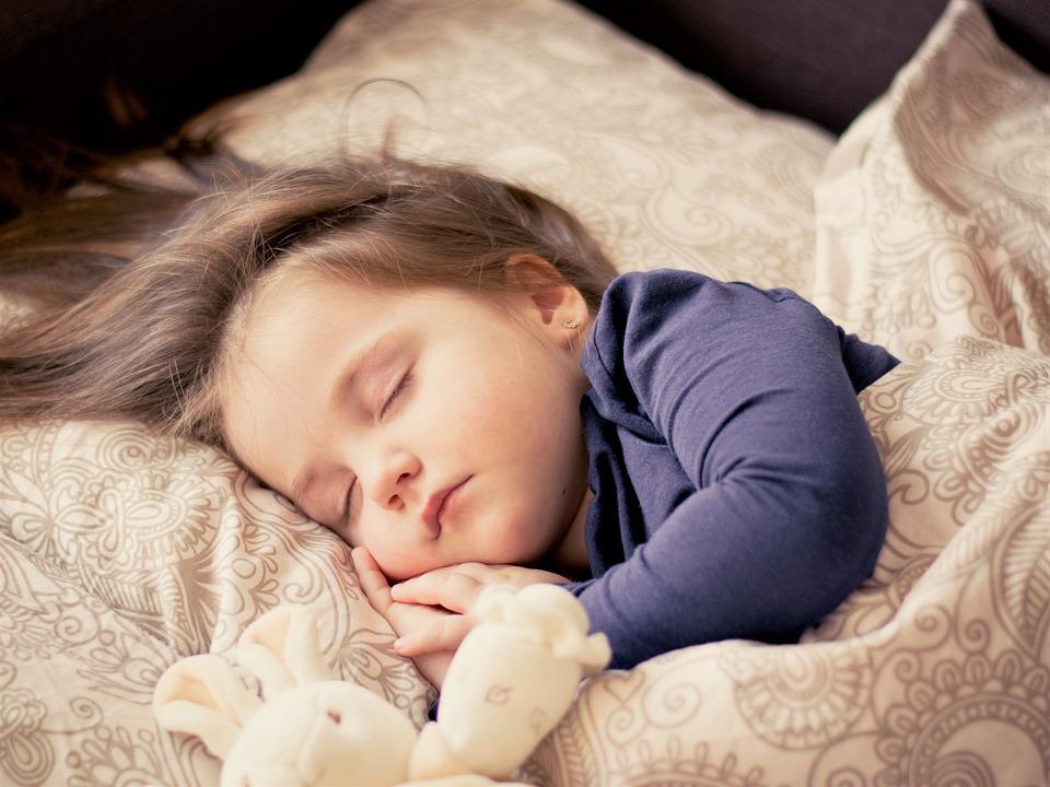 baby girl sleep child toddler portrait sweet - Sweet Baby Girl