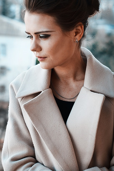 Woman, Young, Grown Up, Portrait, People, Fashion, Girl