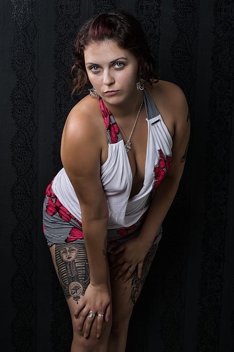 Woman, Attractive, Sensual, Sexy, Girl, Pose