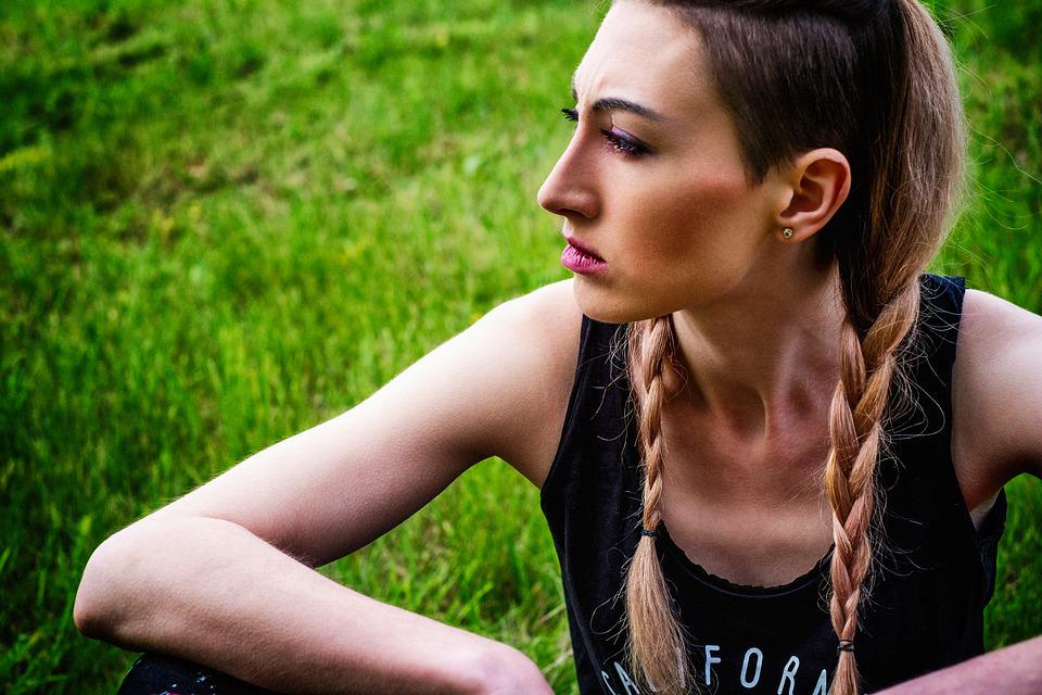 Californication, Girl, Yaroslavl, Portrait, Summer