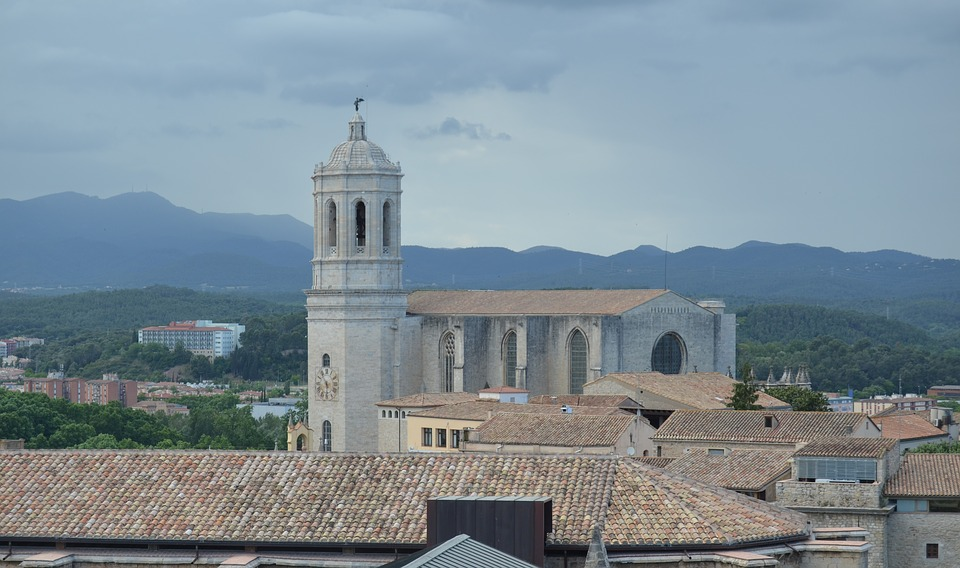 Cathedral, Girona, City
