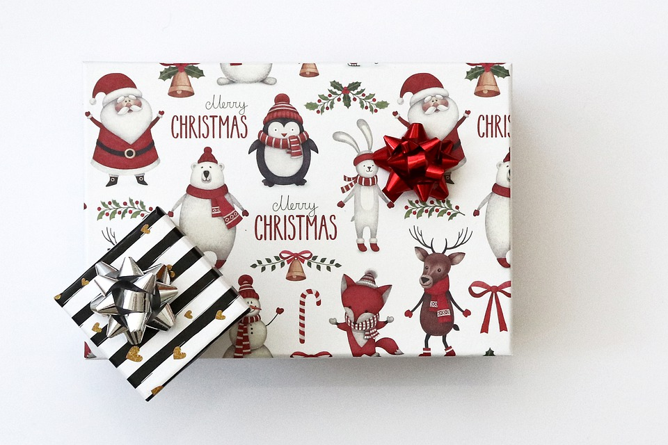 Gifts, Christmas, Christmas Gift, Surprise, Give