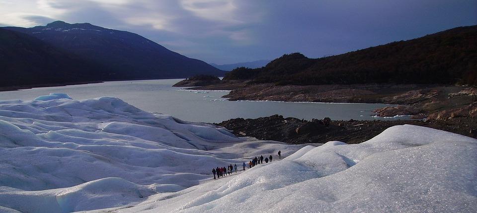 Patagonia, Glacier, Argentina, Perito Moreno
