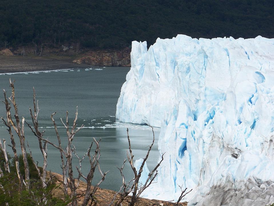 Glacier, Perito Moreno, Argentina, Nature
