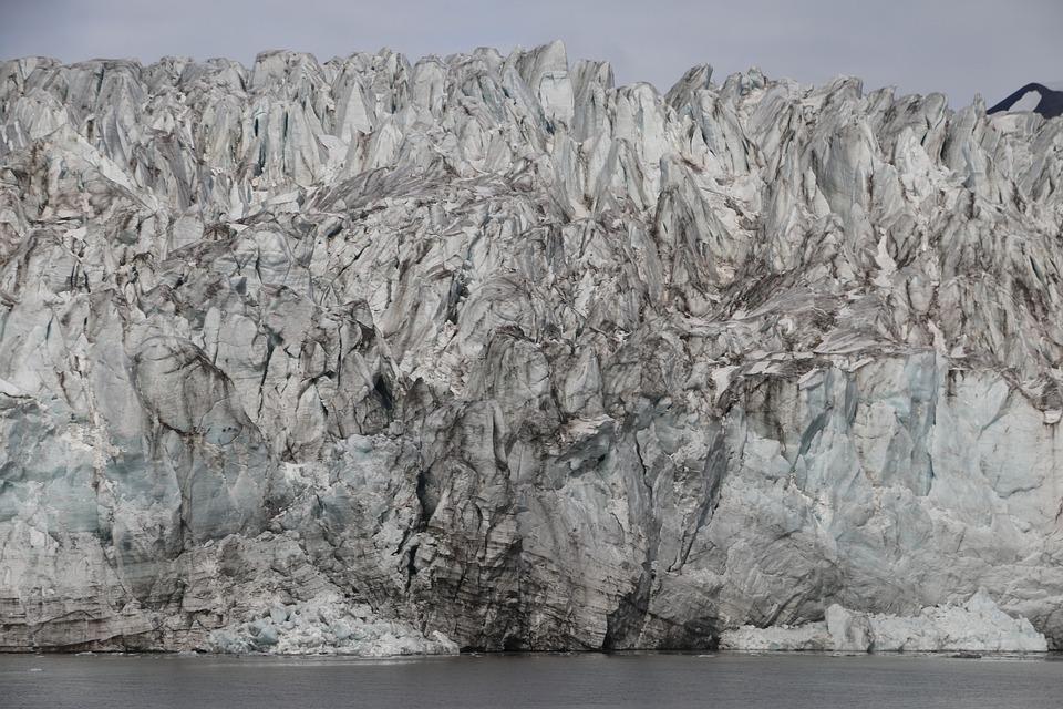 Svalbard, Ice, Glacier, Spitsbergen