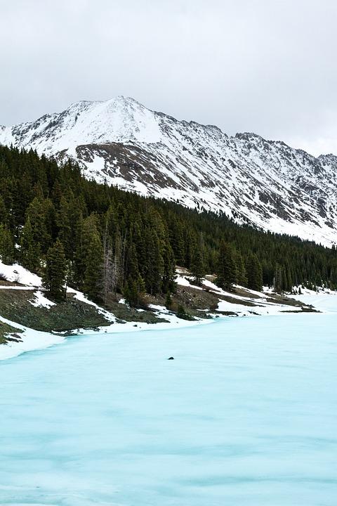 Glacier, Switzerland, Snow