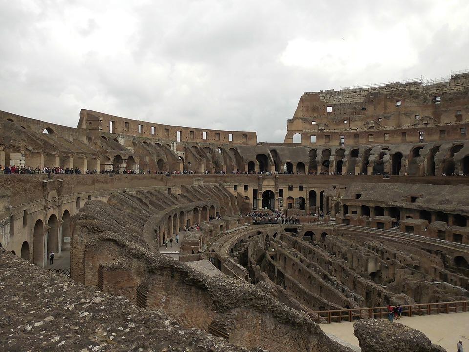 Free Photo Gladiators Arena Rome Amphitheater Italy Colosseum Max