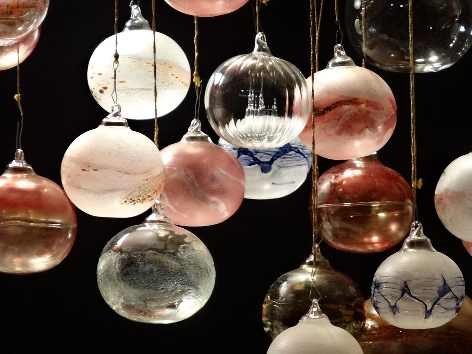 Christmas Decorations, Glaskugeln, Christmas Ornament