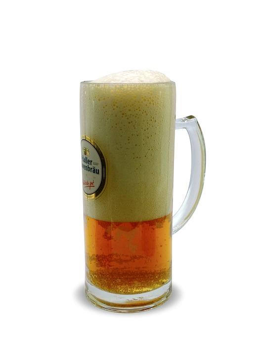 Beer, Drink, Alcohol, Glass, Krug, Consumption