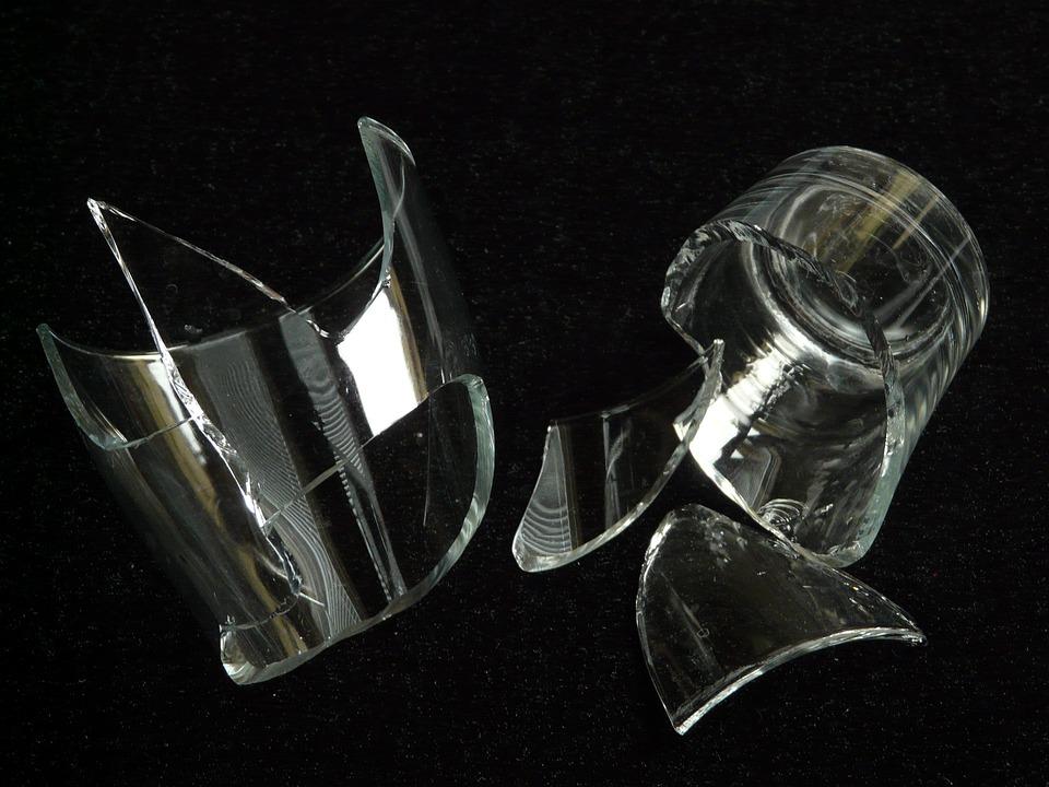 Shard, Broken Glass, Glass, Sharp, Broken, Cut, Pointed