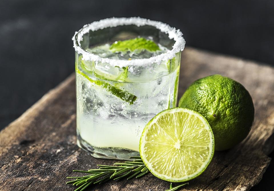 Beverage, Citrus, Cocktail, Drink, Fruit, Glass