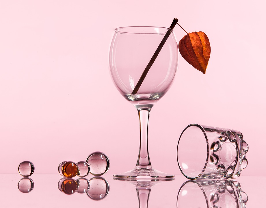 Still Life, Glass, Reflection, Clearance