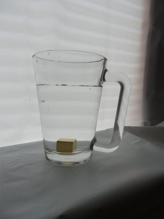 Cup, Water, Drinking Water, Structurizer, Glass Cup