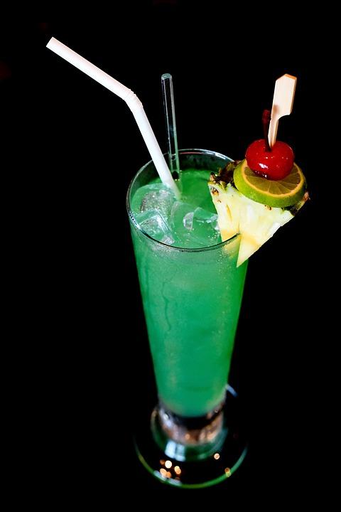 Mocktail, Drink, Drunk, Beverage, Glass, Refreshment