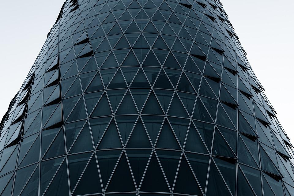 Architecture, Glass, Modern, Glass Facades, Structure