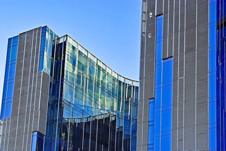 Building, Tower, Skyscraper, Glass, Urban, Modern