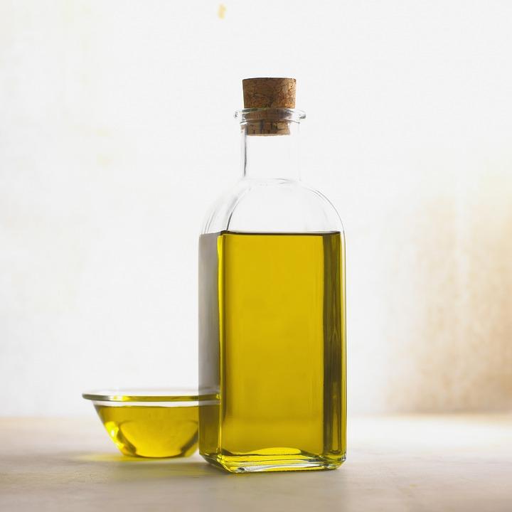 Olive Oil, Greek, Oil, Olive, Bottle, Glass, Italian