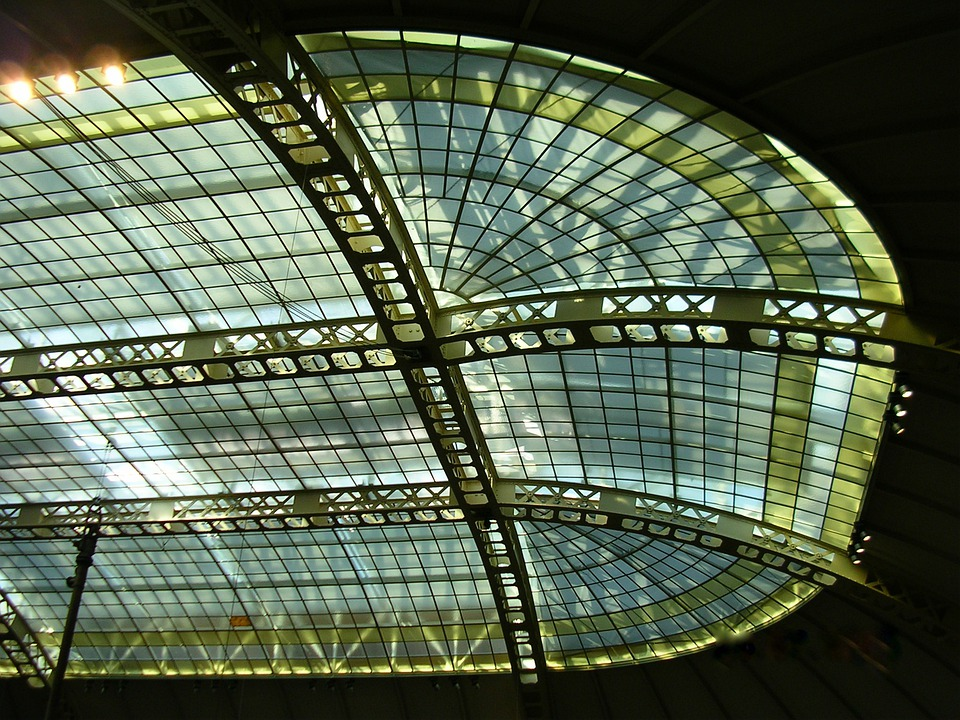 Glass Roof, Museum, Glass, Roof, May Refer To
