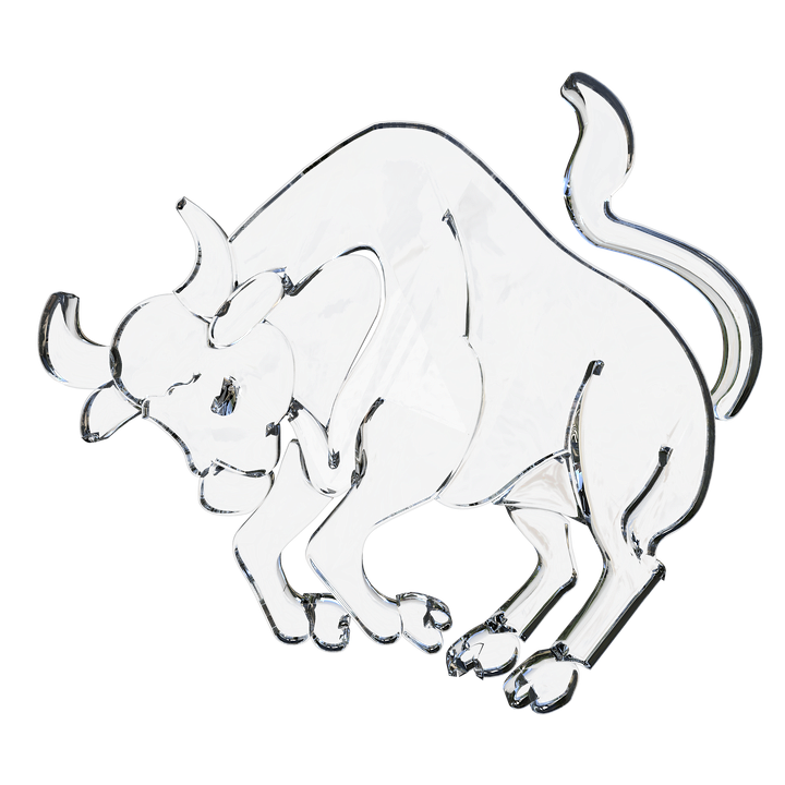 Glass Signs Of The Zodiac, Taurus, Horoscope