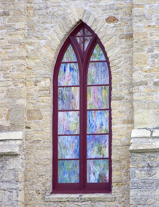 Window, Stained, Glass, Church, Faith, Christianity