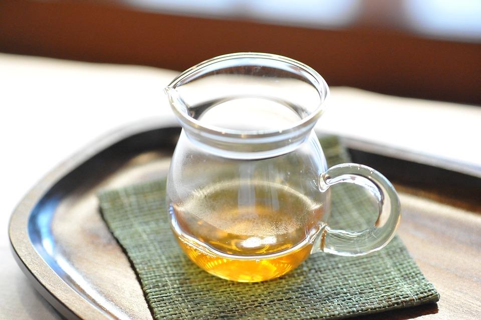 Tea, Glass, Chinese Tea