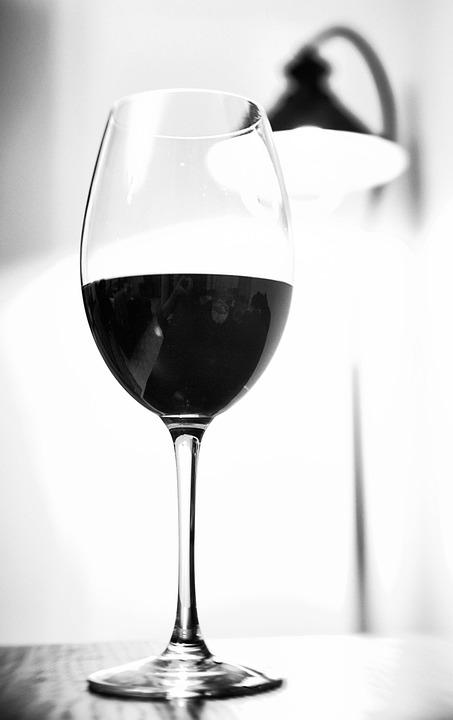 Wine, A Glass Of, Glass, Liquid, Alcohol, The Ceremony