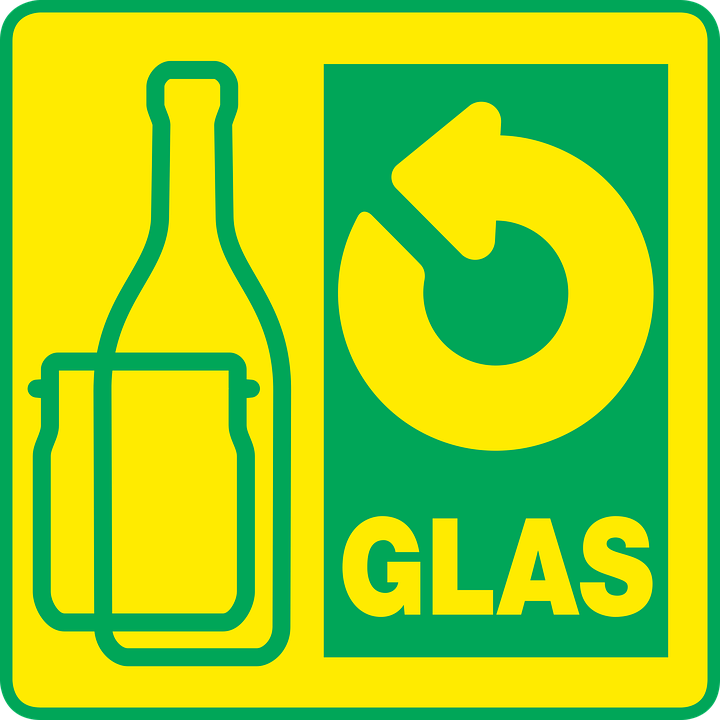 Glass, Waste, Garbage, Environment, Bottles, Recycling