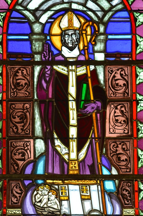 Stained Glass, Window, Church, Glass, Color, Faith