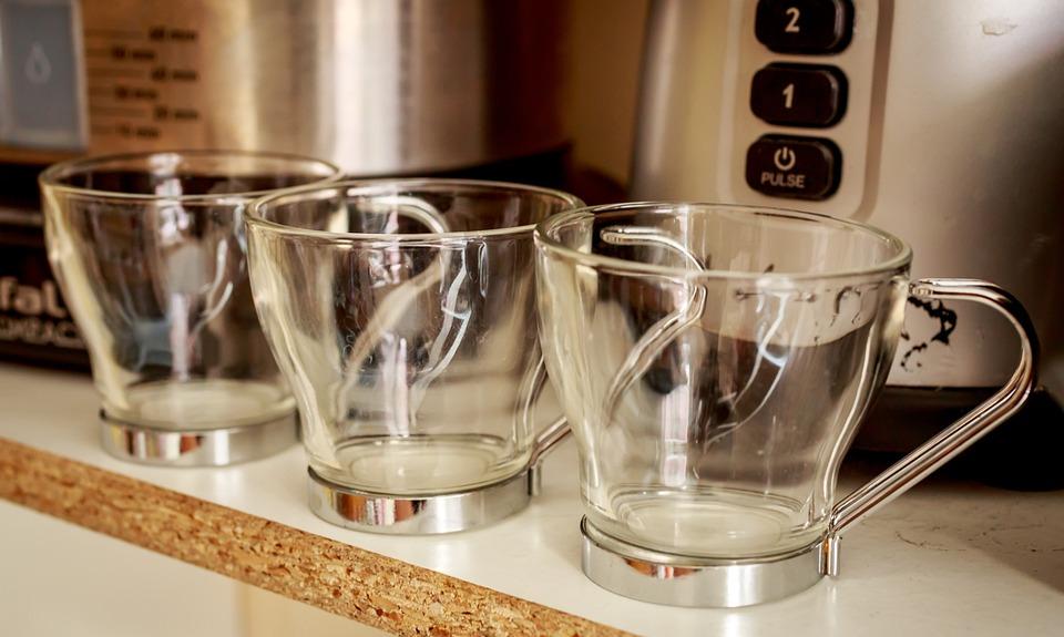 Espresso, Cafe, Glasses, Coffee, Coffee Cup, Barista