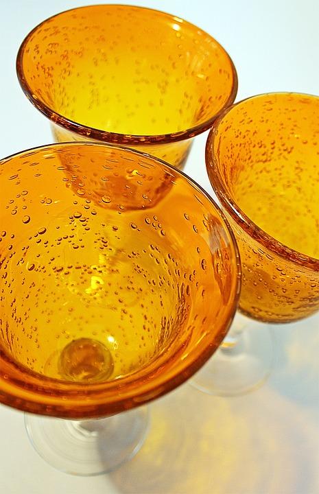 Glass Trophies, Glasses, Blasglaeserei, Glass, Blown