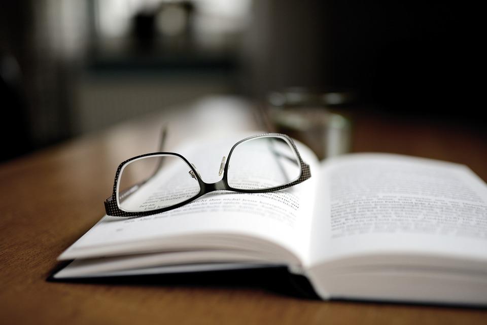 Book, Read, Glasses, Reading Glasses, Literature