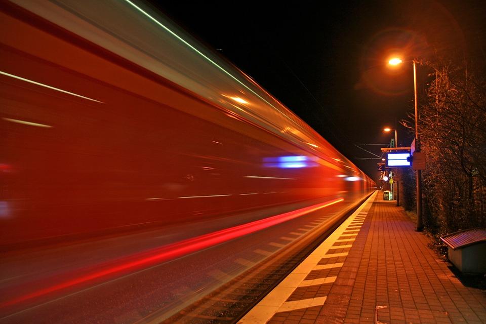 Train, Transport, Travel, Gleise, S Bahn, Exit